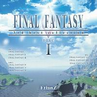 FINAL FANTASY 3rd best collection DISC 1