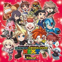 Game Music CROSS�~OVER NEXT